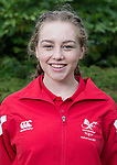 Maisie Mackenzie<br /> <br /> Team Wales team photo prior to leaving for the Bahamas 2017 Youth commonwealth games - Sport Wales National centre - Sophia Gardens  - Saturday 15th July 2017 - Wales <br /> <br /> ©www.Sportingwales.com - Please Credit: Ian Cook - Sportingwales