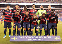 USMNT vs El Salvador, July 19, 2017