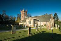 Dirleton Church, Direlton, East Lothian