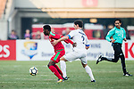 Uzbekistan vs Oman during the AFC U23 Championship China 2018 Group D match at  Jiangyin Stadium on 15 January 2018, in Jiangyin , China. Photo by Yu Chun Christopher Wong / Power Sport Images