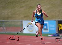 160109 Athletics - Lower Hutt Training