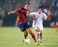 Carson, Ca-Friday Sept. 2, 2011: USA's Timmy Chandler during a 1-0 loss to Costa Rica at the Home Depot Center.