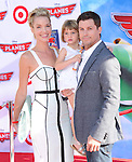 Ashley Scott at Disney's World Premiere of Planes held at the El Capitan Theatre in Hollywood, California on August 05,2013                                                                   Copyright 2013 Hollywood Press Agency