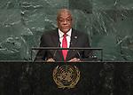 72 General Debate – 20 September <br /> <br /> His Excellency Evaristo do Espirito Santo Carvalho, President the Democratic Republic of Sao Tome and Principe