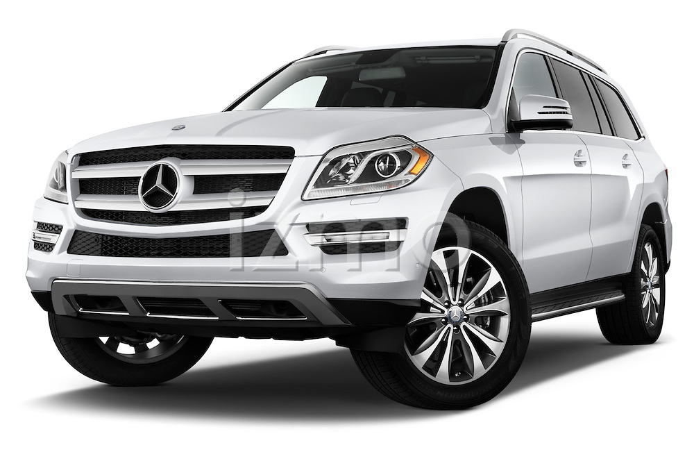2013 Mercedes GL-Class GL450 Luxury SUV Low aggressive Stock Photo