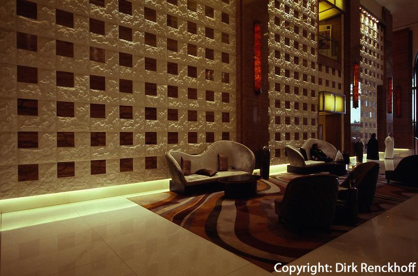 Vereinigte arabische Emirate (VAE, UAE), Dubai, Hotel Kempinski in der Mall of the Emirates