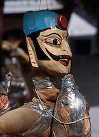 Marionette,  Udaipur, Indien
