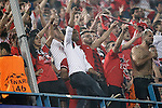 SL Benfica's supporters during Champions League 2015/2016 match. September 30,2015. (ALTERPHOTOS/Acero)