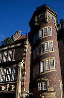 Deutschland, Hamburg, Hulbehaus auf der Mönckebergstraße