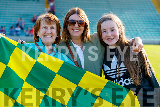 after the Kerry County Senior Hurling Championship Final match between Kilmoyley and Causeway at Austin Stack Park in Tralee