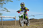NELSON, NEW ZEALAND - 2021 Mini Motocross Champs: 2.10.21, Saturday 2nd October 2021. Richmond A&P Showgrounds, Nelson, New Zealand. (Photos by Barry Whitnall/Shuttersport Limited) 555