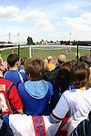 Dagenham & Redbridge 1 Shrewsbury Town 2, 02/05/2009. Victoria Road, League Two. Photo by Tony Davis.