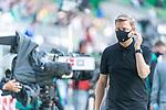 19.09.2020, wohninvest Weserstadion, Bremen, GER,  SV Werder Bremen vs Hertha BSC Berlin, <br /> <br /> <br />  im Bild<br /> <br /> Florian Kohfeldt (Trainer SV Werder Bremen)heute nicht im Trainingsanzug<br /> <br /> Foto © nordphoto / Kokenge<br /> <br /> DFL regulations prohibit any use of photographs as image sequences and/or quasi-video.