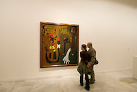 Spanien, Museo Nacional Centro de Arte Reina Sofia in Madrid, Gemälde von Picasso