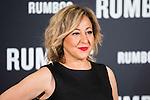 "Carmen Machi during the presentationo of the spanish film ""Rumbos"" in Madrid. June 09. 2016. (ALTERPHOTOS/Borja B.Hojas)"