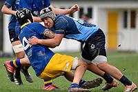 20200822 College Rugby - St Bernard's College v Aotea College