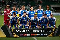 SÃO PAULO, SP 12.03.2019: PALMEIRAS-MELGAR - Poster. Palmeiras e Melgar-PER, em jogo válido pela segunda rodada da Libertadores, no Allianz Parque, zona oeste da capital. (Foto: Ale Frata/Codigo19)