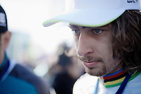 Peter Sagan (SVK/Tinkoff) post-race<br /> <br /> E3 - Harelbeke 2016