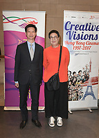 Sam HUI, Ann HUI - Presentation en Avant-Premiere du film OUR TIME WILL COME de Ann Hui - Retrospective Hong Kong 20 ans de cinema - La Cinematheque francaise - 20 septembre 2017 - Paris - France