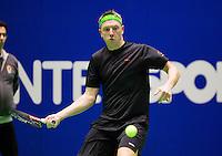 11-12-12, Rotterdam, Tennis, Masters 2012, A   Arko Zoutendijk (NED)