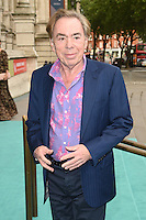 Lord Andrew Lloyd Webber<br /> arrives for the V&A Summer Party 2016, South Kensington, London.<br /> <br /> <br /> ©Ash Knotek  D3135  22/06/2016
