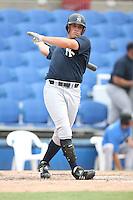 August 13, 2008: Mitchell Delany (45) of the GCL Yankees.  Photo by: Chris Proctor/Four Seam Images