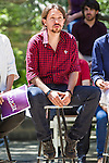 Pablo Iglesias during the presentation of the electioneering of Unidos Podemos. Jun 2,2016. (ALTERPHOTOS/Rodrigo Jimenez)