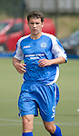 St Johnstone U16's.Robbie Norrie.Picture by Graeme Hart..Copyright Perthshire Picture Agency.Tel: 01738 623350  Mobile: 07990 594431