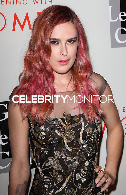 """BEVERLY HILLS, CA, USA - MAY 10: Rumer Willis at the """"An Evening With Women"""" 2014 Benefiting L.A. Gay & Lesbian Center held at the Beverly Hilton Hotel on May 10, 2014 in Beverly Hills, California, United States. (Photo by Celebrity Monitor)"""