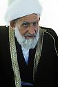 Iraq 1992<br /> Beit Water:Sheikh Osman Abdul Aziz, an islamist leader<br /> Irak 1992<br /> A Beit Water, sheikh Osman Abdul Aziz, chef de mouvement islamiste