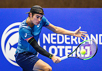 Alphen aan den Rijn, Netherlands, December 15, 2018, Tennispark Nieuwe Sloot, Ned. Loterij NK Tennis, Ryan Nijboer   (NED)<br />