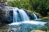 Farino, cascade