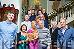 Staff of An Post, Listowel  attending their Christmas party at the Listowel Arms Hotel on Saturday night last.