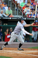 Omaha Storm Chasers outfielder Wil Myers #8 during the Triple-A All-Star game featuring the Pacific Coast League and International League top players at Coca-Cola Field on July 11, 2012 in Buffalo, New York.  PCL defeated the IL 3-0.  (Mike Janes/Four Seam Images)