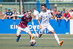 HKFA U-23 (in white) vs West Ham United (in purple) during their Main Tournament Shield Semi-Final match, part of the HKFC Citi Soccer Sevens 2017 on 28 May 2017 at the Hong Kong Football Club, Hong Kong, China. Photo by Marcio Rodrigo Machado / Power Sport Images