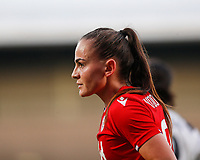 Lily Woodham of Reading during Tottenham Hotspur Women vs Reading FC Women, Barclays FA Women's Super League Football at the Hive Stadium on 7th November 2020