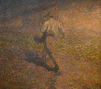 ActiveMuseum_0000078.jpg / The Sower - Ivan Grohar (1907) - <br />06/06/2013  -   / 20th century<br />Active Museum / Le Pictorium