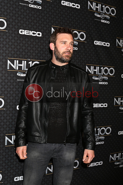 Clive Standen<br /> at the The NHL100 Gala, Microsoft Theater, Los Angeles, CA 01-27-17<br /> David Edwards/DailyCeleb.com 818-249-4998