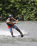 September 13, 2014:  Scenes from the WWA Wakeboard World Championships at Mills Pond Park in Fort Lauderdale, FL.  Men's  Professional Wakeboarder Jimmy Trask PLK.  Liz Lamont/ESW/CSM