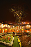 Hotel Monestario Del Cuzco At Night