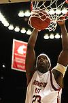 WSU Cougar Basketball - 2008-09 Game Shots and Practice Shots