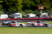 #18: Jack Hawksworth, Joe Gibbs Racing, Toyota Supra iK9 and #98: Chase Briscoe, Stewart-Haas Racing, Ford Mustang Ford Performance