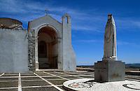 Portugal, Denkmal Rainha S.Isabel in Estremoz