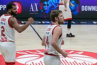armani - Olympiakos eurolega basket 2020-2021 - Milano 26 novembre 2021 - nella foto: