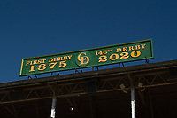 5th September 202, Louisville, KY, USA;  General view of the interior of the 146th Kentucky Derby on September 5, 2020 at Churchill Downs in Louisville, KY.