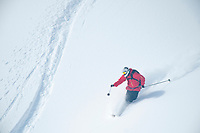 heli-skiing, powder, Monashees, British Columbia, Canada