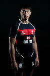Salom Yiu poses during the Hong Kong 7's Squads Portraits on 5 March 2012 at the King's Park Sport Ground in Hong Kong. Photo by Andy Jones / The Power of Sport Images for HKRFU