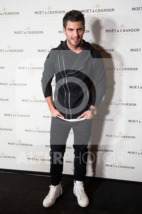 """Maxi Iglesias attends to the photocall of the party """"OpenTheNow of Moët & Chandon in Madrid, December 02, 2015<br /> (ALTERPHOTOS/BorjaB.Hojas)"""
