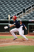 Garrett Mitchell of the CBA Marucci plays in the 2015 USA Baseball 17 Championships West June 20-27, 2015 at various locations in the Phoenix, Arizona area (Bill Mitchell)