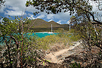 Salt Pond Bay<br /> St. John<br /> Virgin Islands National Park
